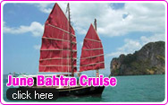 June Bahtra Dinner Cruise
