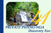 Private PhangNga Discovery Eco