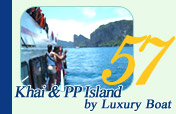 Khai and PP Island by Luxury Boat