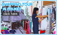 Shopping Tour in Phuket