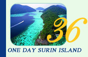 One Day Trip Surin Island