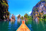Over Night On The Lake by Phuket Tour Provider